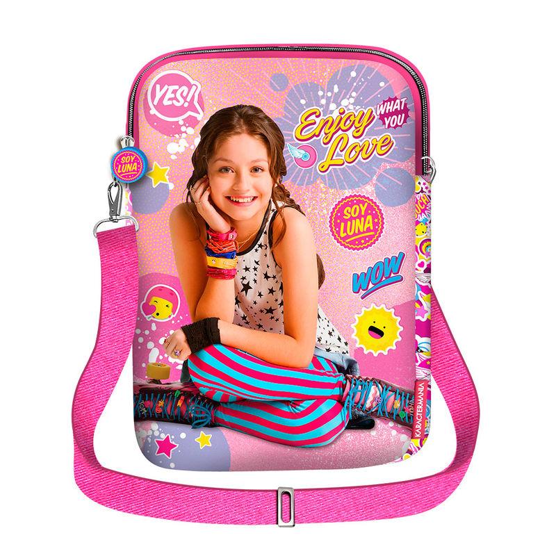Funda-tablet-Soy-Luna-Disney-Enjoy-Love-Nuevo-Original