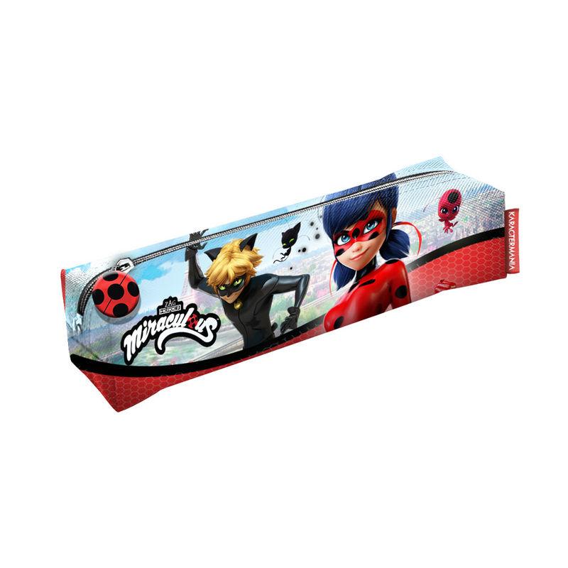 Portatodo-Prodigiosa-Ladybug-cuadrado-Cat-Noir-Nuevo-Original