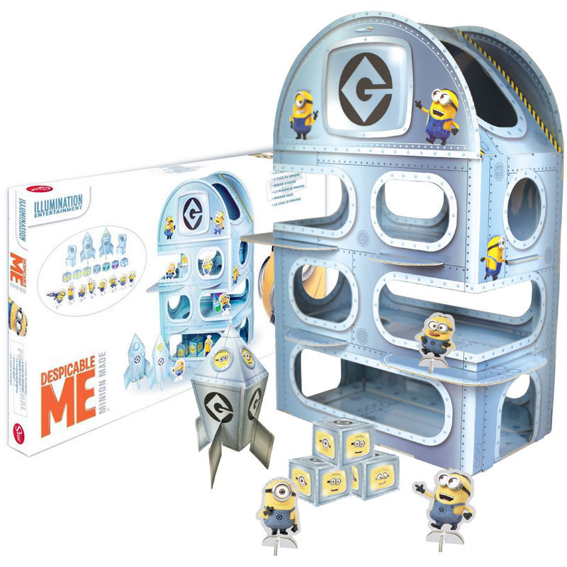 Base Secreta Minions 8412497081158