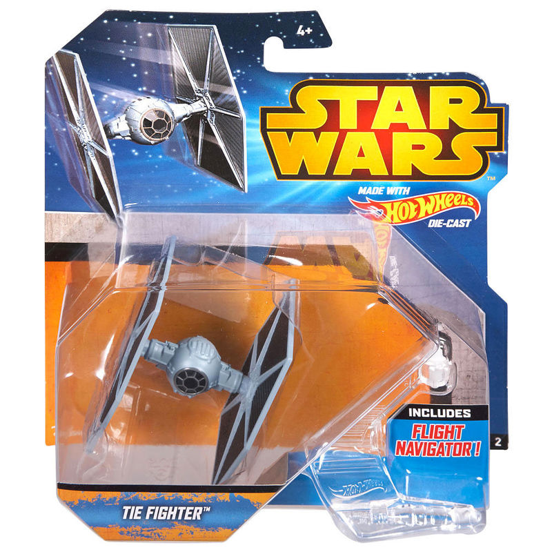 Tie Fighter Star Wars Hot Wheels