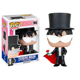 Figura Vinyl POP! Sailor Moon Tuxedo Mask