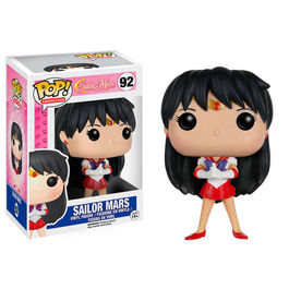 Figura Vinyl POP! Sailor Moon Sailor Mars