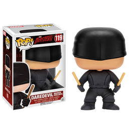 Figura Vinyl POP! Marvel Daredevil enmascarado