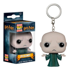 Llavero Pocket POP! Harry Potter Voldemort