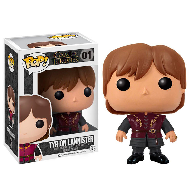 Funko POP o Figura POP Game of Thrones Tyrion Lannister