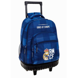 Trolley Compact Real Madrid Blue 45cm