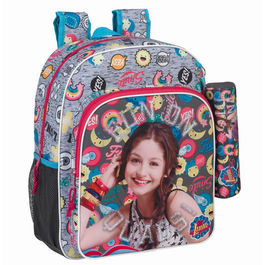Disney Soy Luna Athletic Junior Backpack 38cm adaptable