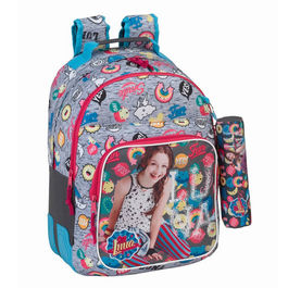 Disney Soy Luna Athletic Backpack 42cm adaptable