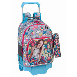 Disney Soy Luna Athletic Trolley 42cm trolley 905