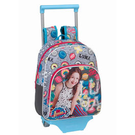 Disney Soy Luna Athletic Trolley 34cm