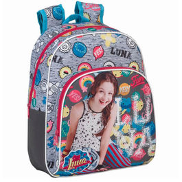 Disney Soy Luna Athletic Backpack 34cm adaptable