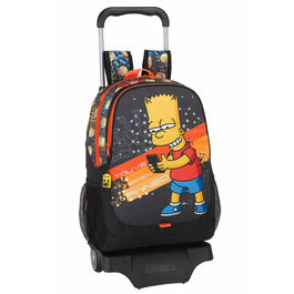 Trolley The Simpsons Technology 44cm carro Evolution