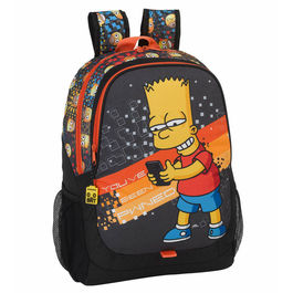 Mochila The Simpsons Technology 44cm adaptable