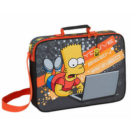 Cartera The Simpsons Technology extraescolares