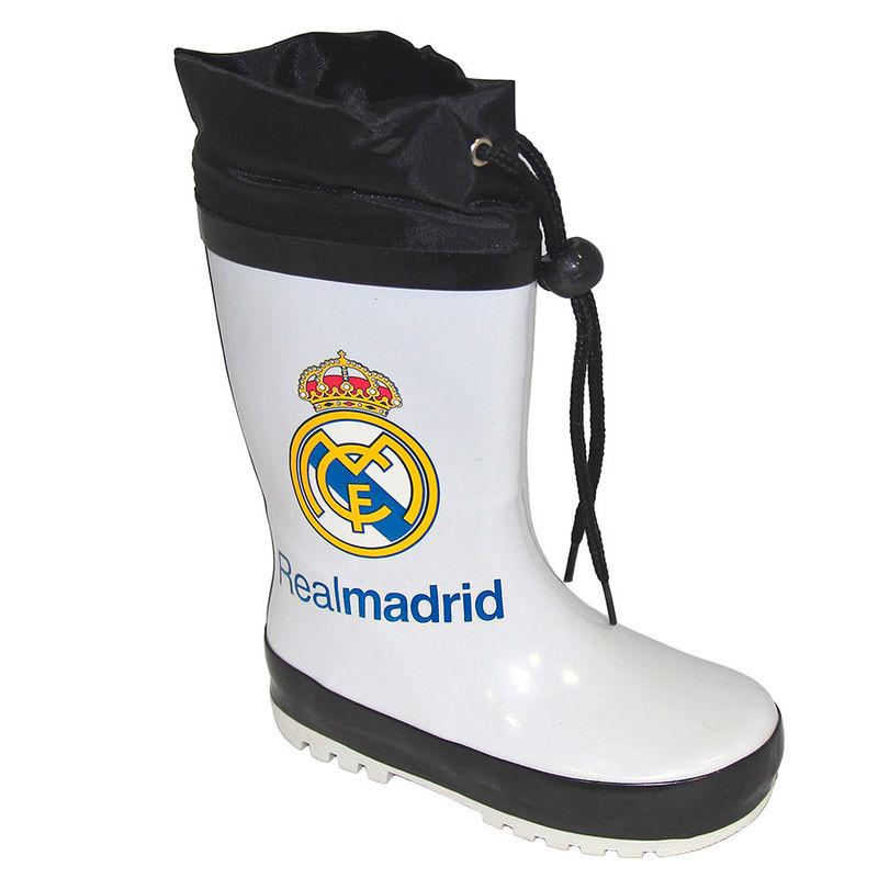 Botas agua Real Madrid cierre ajustado 8425148776525