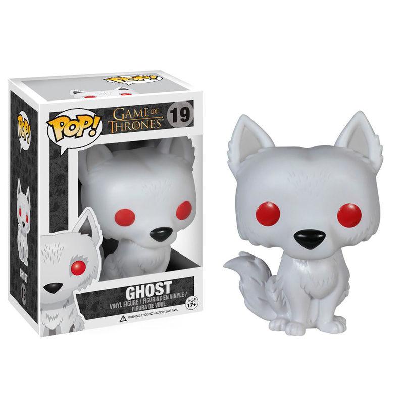 Figura POP Juego de Tronos Ghost