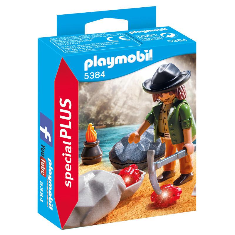 Buscador de Gemas Playmobil Special Plus