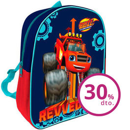 Mochila Blaze and the Monster Machines 28cm