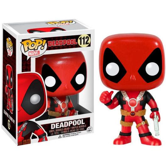 Funko POP o Figura POP Marvel Deadpool Thum Up