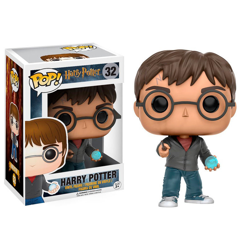 Funko POP o Figura POP Harry Potter Profesía Harry