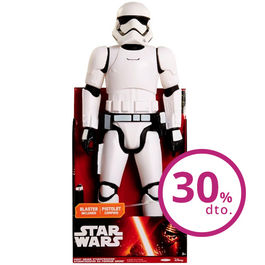 First Order Stormtrooper Star Wars Episode VII figure 45cm