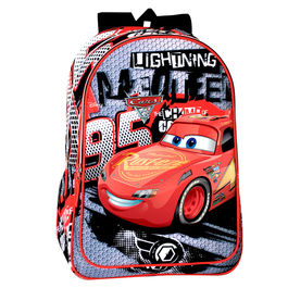 Cars Disney Fast Backpack 43cm adaptable