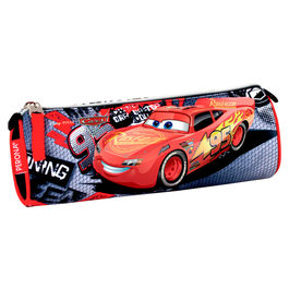 Cars Disney Fast Cylindrical pencil case