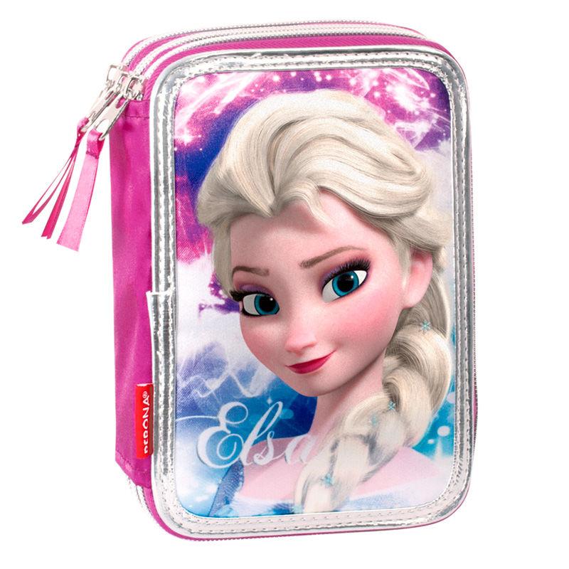 Plumier Frozen Disney Shining triple