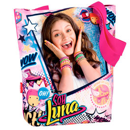 Bolso shopping Soy Luna Disney Surprise