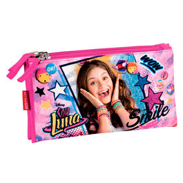 Portatodo Soy Luna Disney Surprise triple