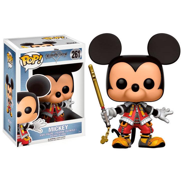 Funko POP o Figura POP Kingdom Hearts Mickey