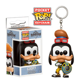 Llavero Pocket POP! Kingdom Hearts Goofy