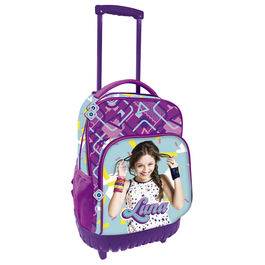 Trolley Soy Luna Disney Abstract 46cm