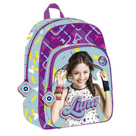 Soy Luna Disney Abstract backpack 43cm adaptable