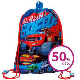 Saco Blaze and the Monster Machines Race 40cm