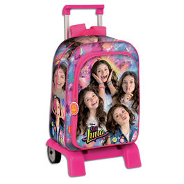 Soy Luna Unique trolley backpack