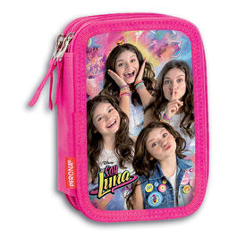 Plumier Soy Luna Unique triple