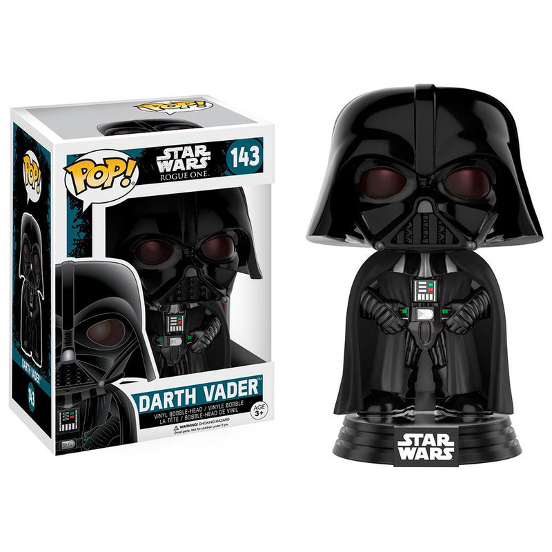 Figura POP! Bobble Star Wars Rogue One Darth Vader