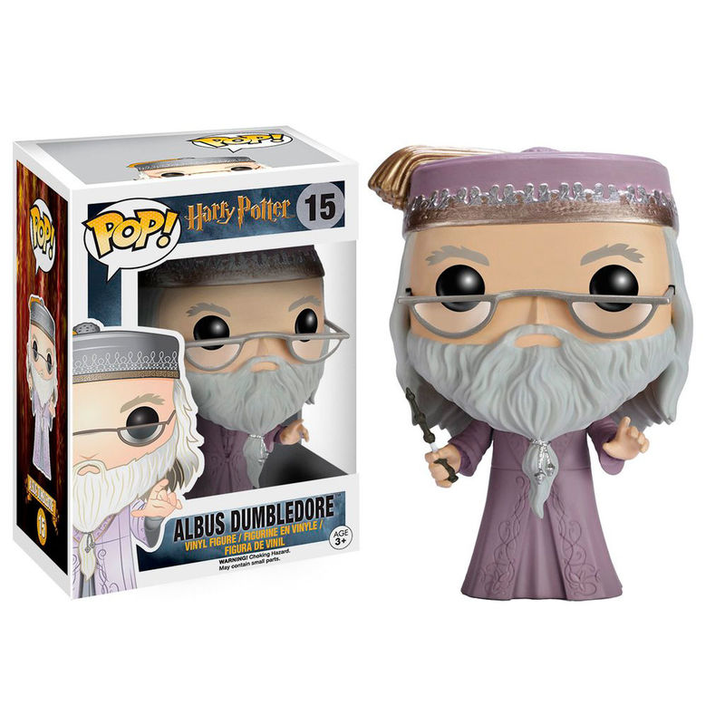 Funko POP o Figura POP Harry Potter Albus Dumbledore