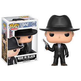 Figura Vinyl POP! Westworld Man in Black
