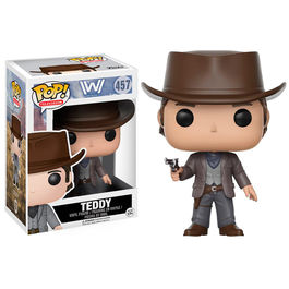 Figura Vinyl POP! Westworld Teddy