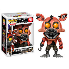 Figura POP Five Nights At Freddy's Nightmare Foxy