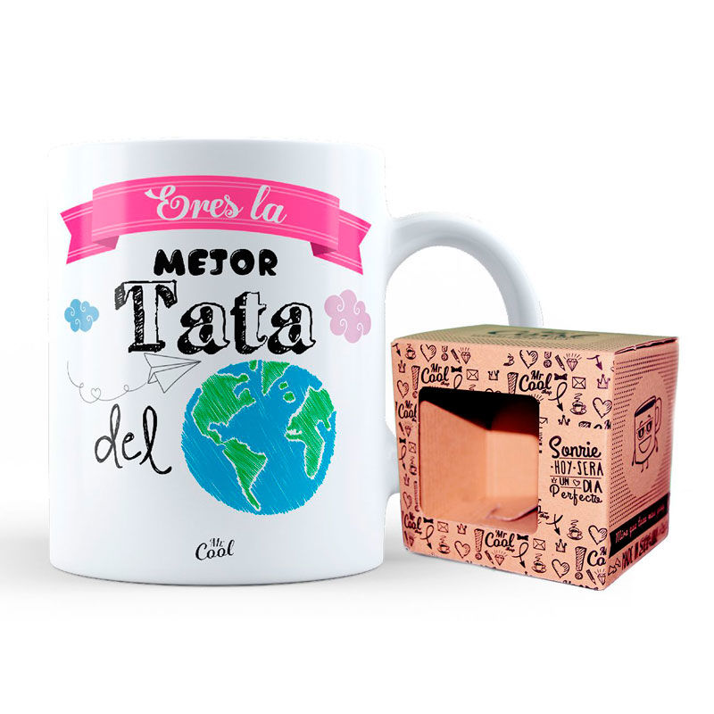 Taza Tata 8436571070265