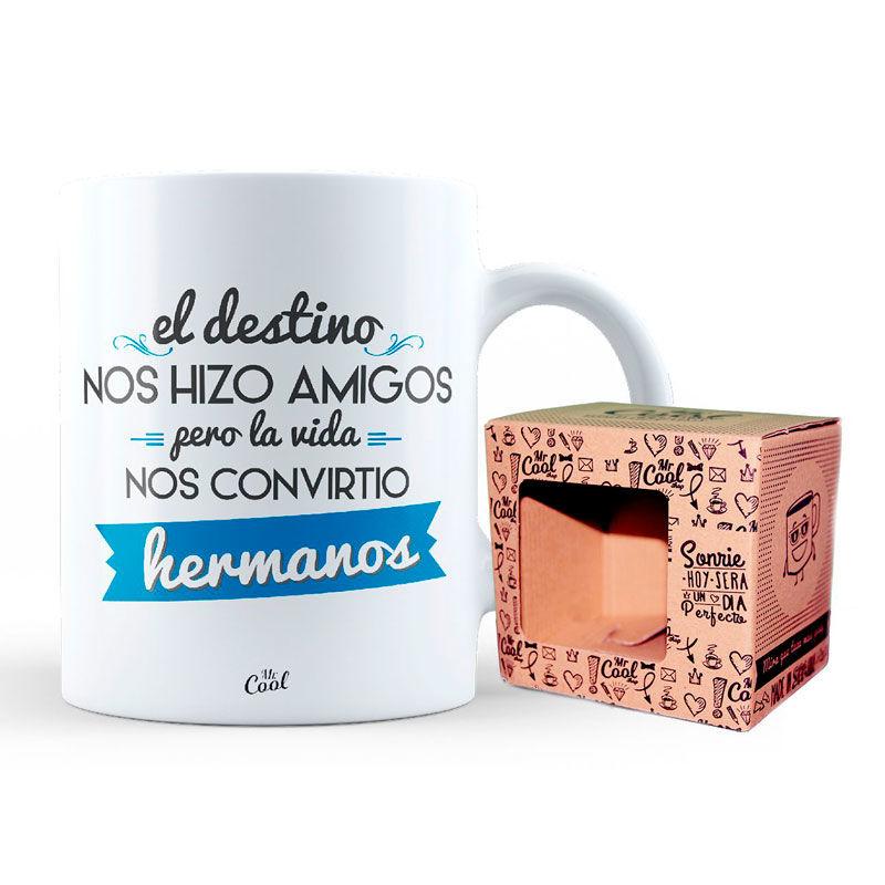 Taza Amigos Hermanos 8436571070364