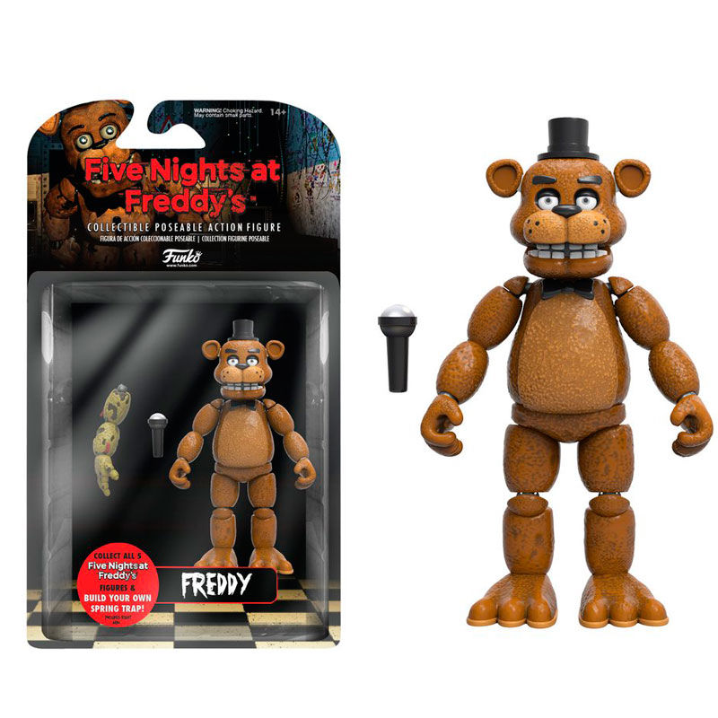 Figura Five Nights At Freddys Freddy