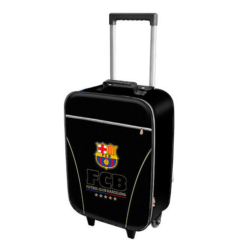 Maleta trolley FC Barcelona Black 48cm 8435376360076