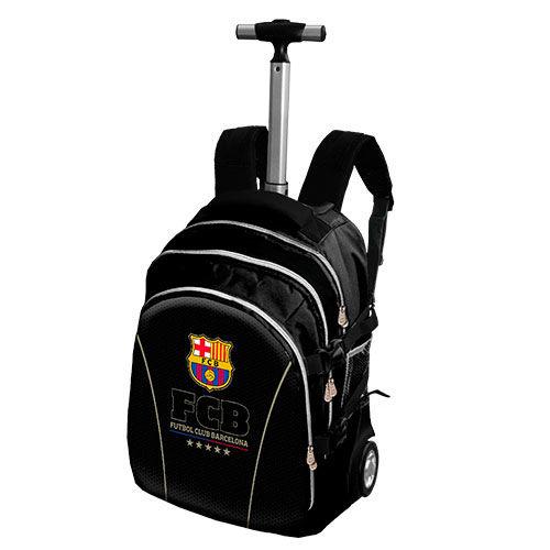 Trolley FC Barcelona Black 48cm 8435376360083