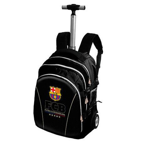 Trolley FC Barcelona Black 45cm 8435376360090
