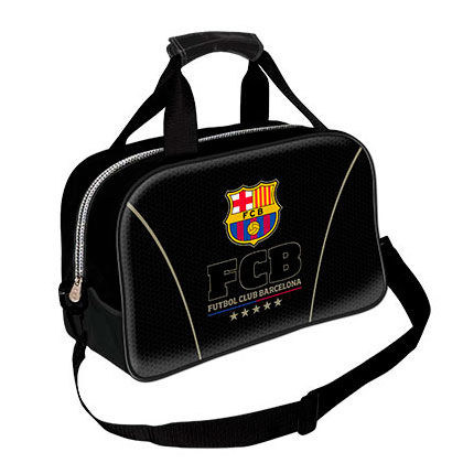 Bolsa viaje FC Barcelona Black 39cm 8435376360137