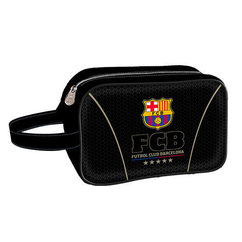 Neceser FC Barcelona Black 8435376360151